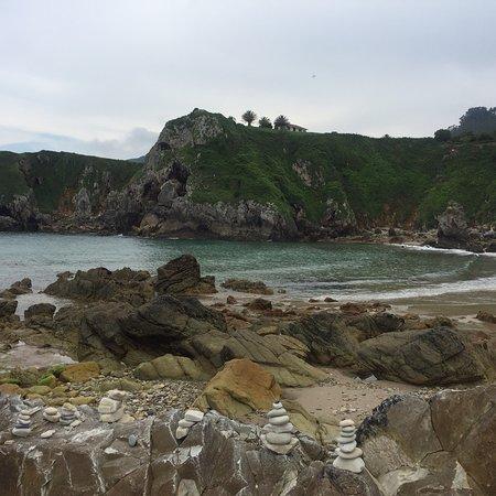 Playa de Amió照片