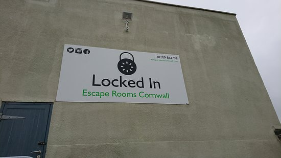 Locked In - Escape Rooms Cornwall