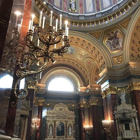 圣史蒂芬大教堂(Szent Istvan Bazilika)照片