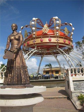 Hato Mayor del Rey, Dominican Republic: Parque Central Hato Mayor