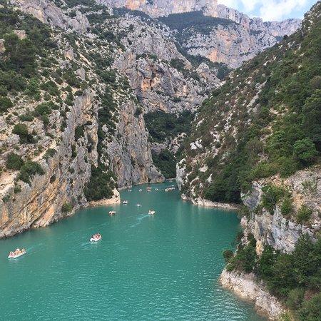 Bilde fra Camping La Baume - Residence La Palmeraie