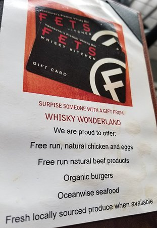 Fets Whisky Kitchen照片