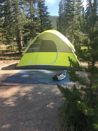 Hahns Peak Lake Campground照片