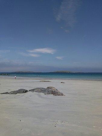 Renvyle Beach Islands View Wild Atlantic Way