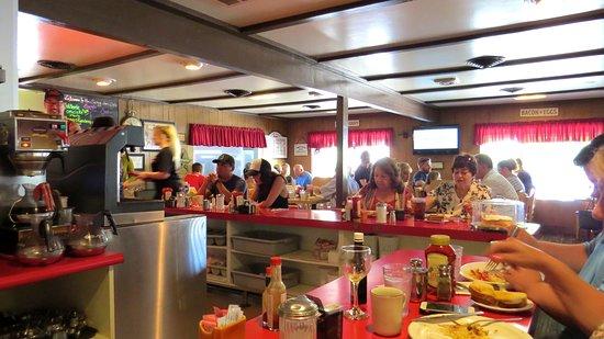 Swing Inn Cafe Counter Dining
