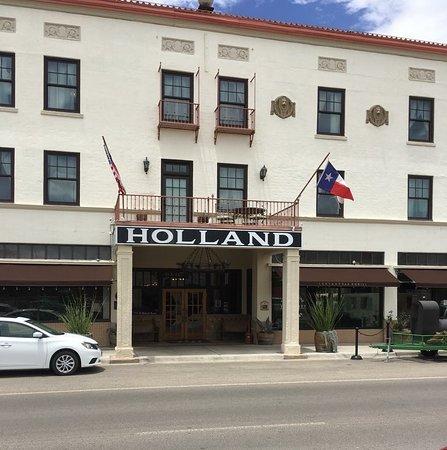 Holland Hotel Photo