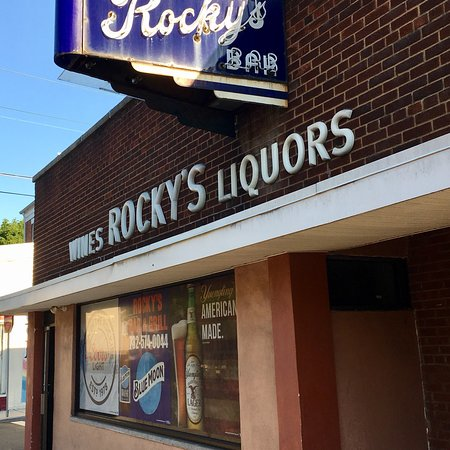 Rocky's Bar & Grill, Rahway, NJ