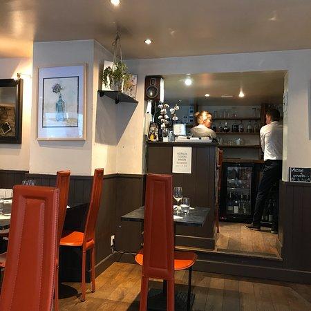 restaurant l 39 entre deux verres dans saint malo avec cuisine fran aise. Black Bedroom Furniture Sets. Home Design Ideas