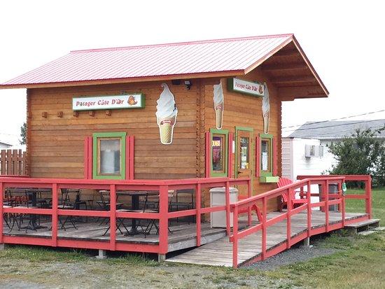 L'Isle-Verte, Canada: Little Shop