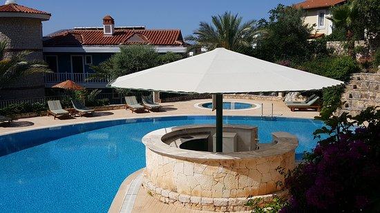 Cappari Hotels Aquarius Hotel: The multilevel pool
