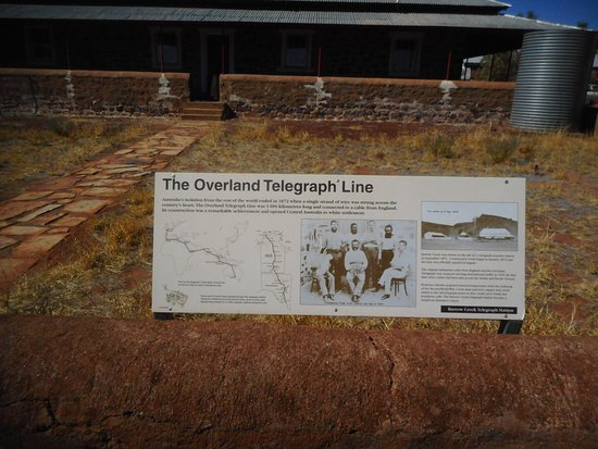 Barrow Creek, Australia: Telegraph Station