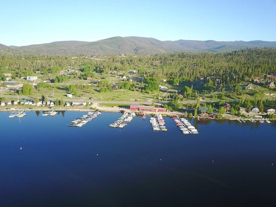 View of Trail Ridge Marina