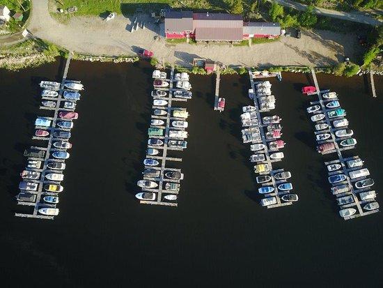 Trail Ridge Marina: Dock Views
