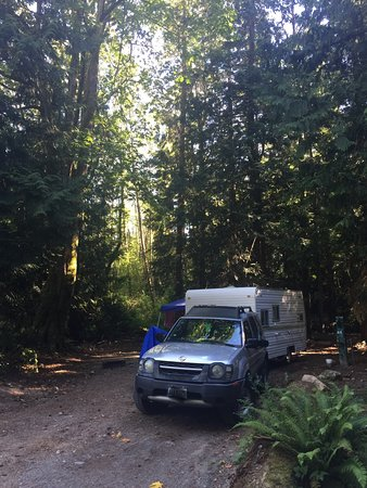 Bow, WA: SIte A11 was great