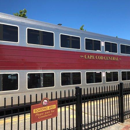 Foto de Cape Cod Central Railroad
