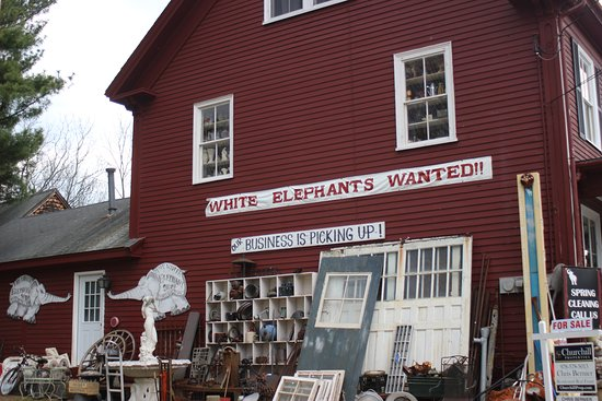 Essex Massachusettes Antique & Speciality Shops