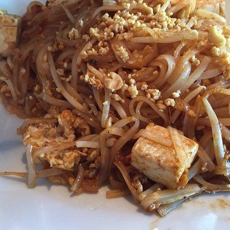 Albemarle, Carolina del Norte: Pad thai w/tofu