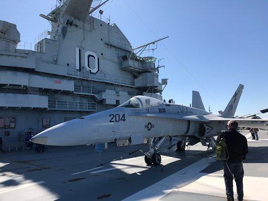 爱国者地海军海事博物馆照片