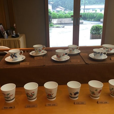 Kakiemon Pottery Museum照片