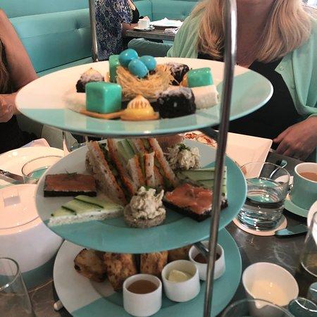 The Blue Box Cafe: High Tea