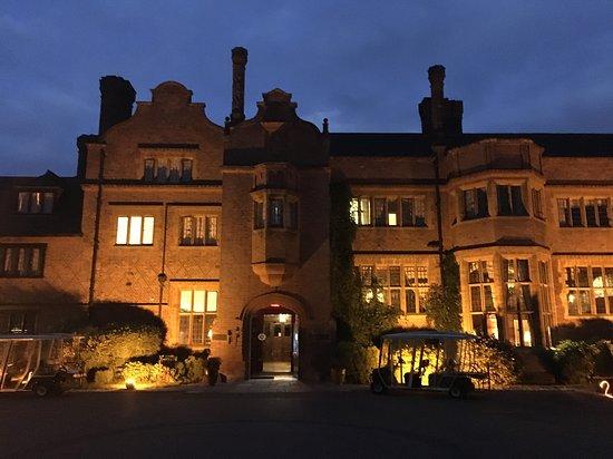 Hanbury Manor Marriott Hotel & Country Club Resmi