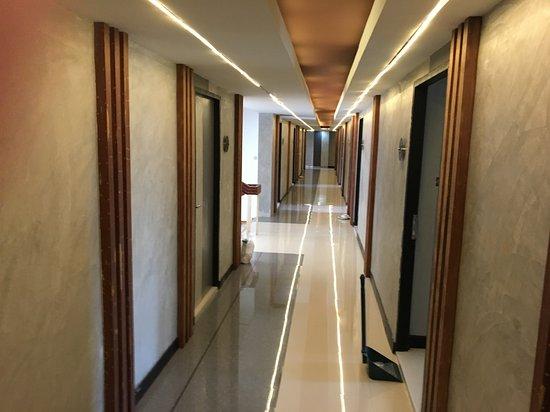 เมืองสระแก้ว, ไทย: værelsesgangen på 4 etage