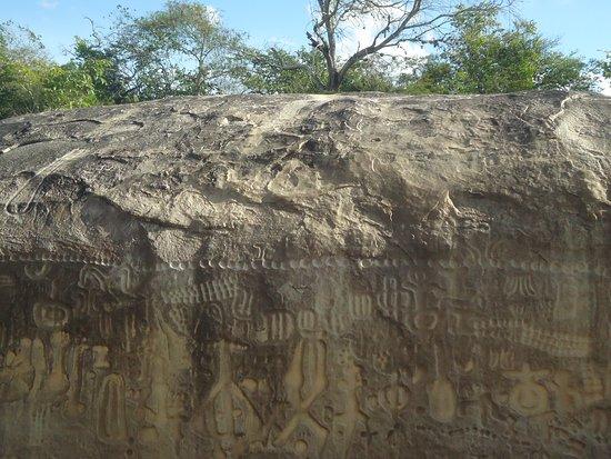 Inga, PB: Pedra do Ingá