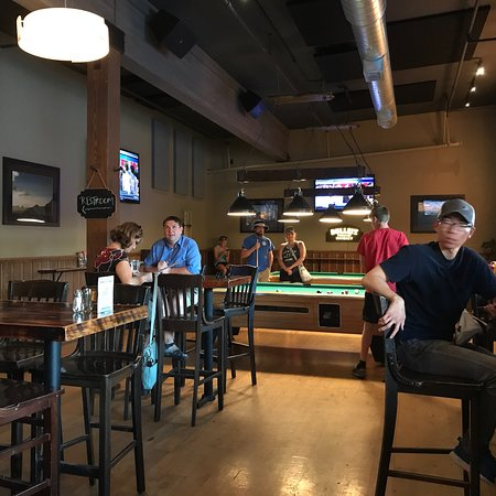 Craggy Range Bar Grill Whitefish Menu Prices Restaurant