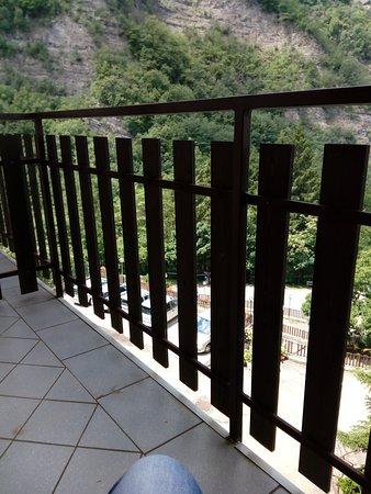 Montecreto, Itália: Terrazzo