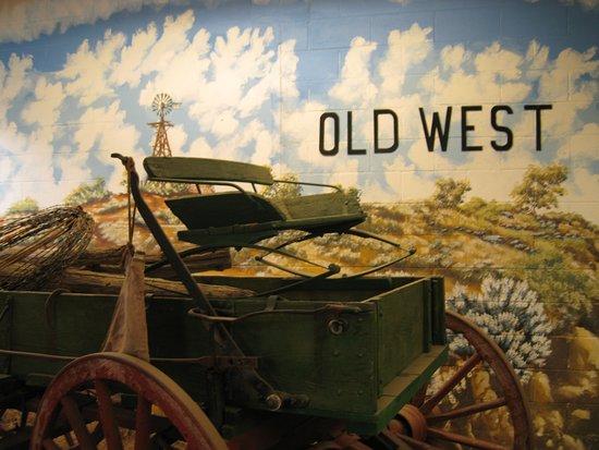 McLean, TX: Good history.
