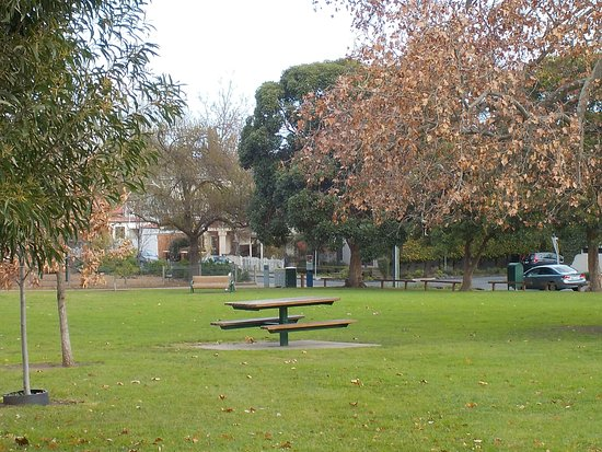 Union Street Reserve Playground