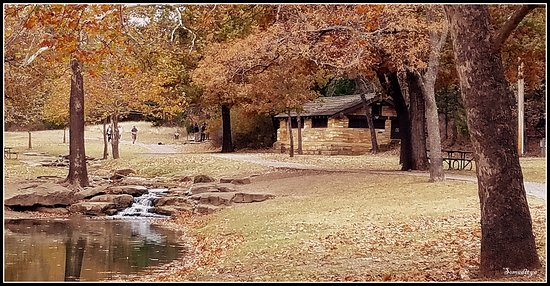 Chickasaw National Recreation Area: Chickasaw