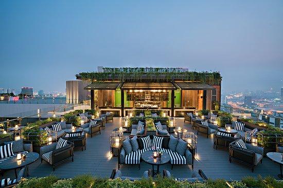 Abar Rooftop Bangkok Khlong Toei Restaurant Reviews