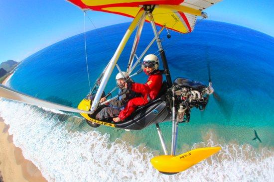 Paradise Air Hang Gliding