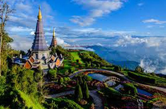 Doi Inthanon National Park Soft
