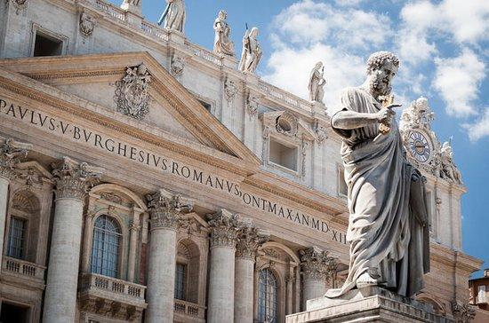 Museus do Vaticano e São Pedro com...