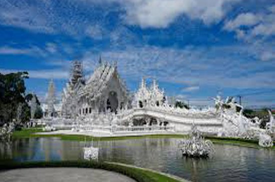 Discovery 2 Days - Chiang Rai, White...