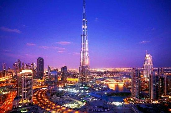 Tour della città di Dubai in