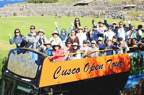A Little View of Cusco Hop-On Hop-Off...