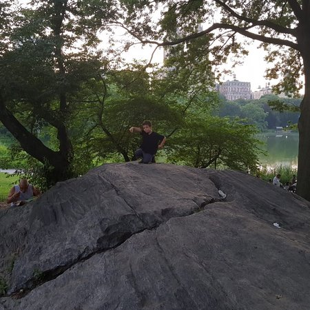中央公园照片