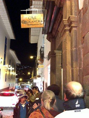 Casa Qorikancha entrance