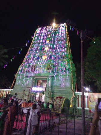 Theni, Indien: Arulmigu Balasubramanya Temple
