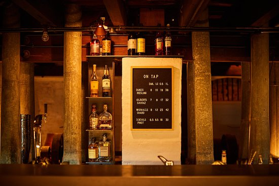 Premier Mill Hotel: The Cordial Bar