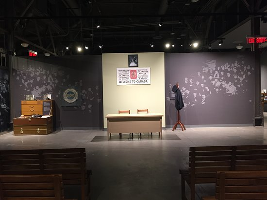 Canadian Museum of Immigration at Pier 21照片