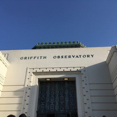 格里菲斯天文台照片