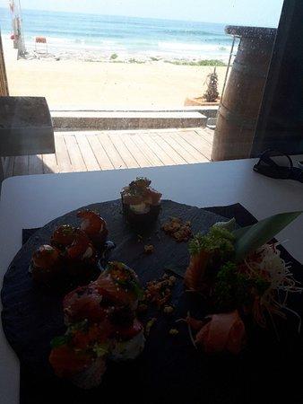 Sushi excelente!