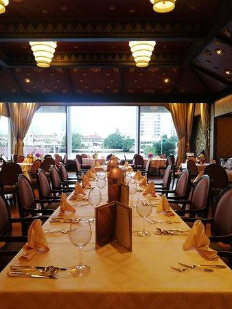 Sala Rim Naam: indoor seat