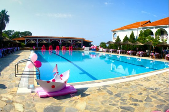 Pool - Picture of Palazzo di Zante Hotel, Zakynthos - Tripadvisor