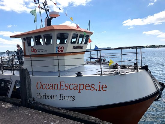 Ocean Escapes: The Boat