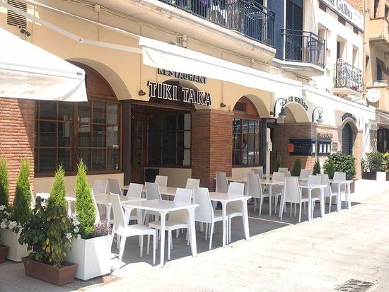 Portus restaurant: Marisco, Mediterránea, Europea, Española